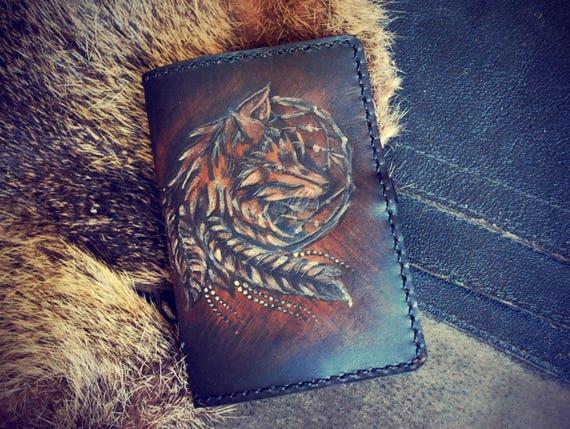 5dd505939 Fox Dreamcatcher Passport Cover Passport Case Traveller