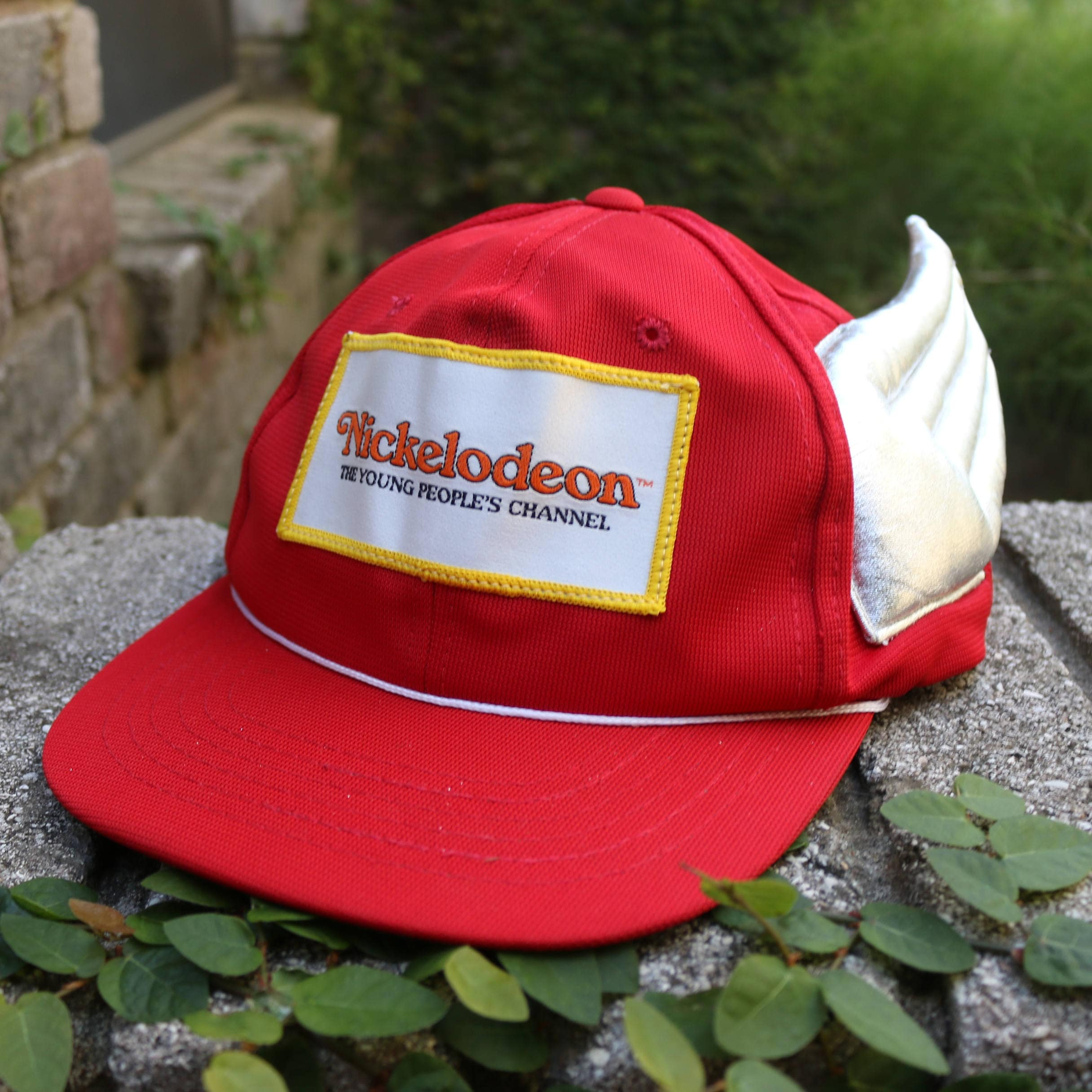 2b2603e6c82 ... wholesale vintage deadstock 1978 nickelodeon hat the young peoples etsy  0973f c8c77
