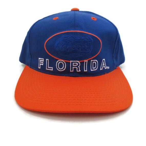 1345695882d Vintage Gators University of Florida Gators 90s Snapback hat