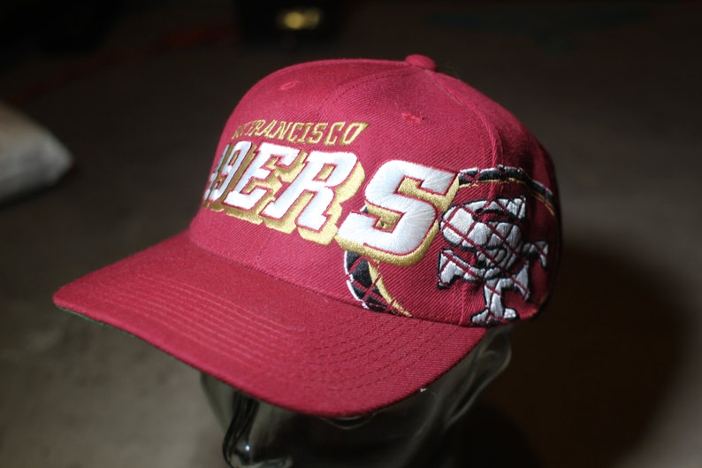 aa499ded9c6a81 Vintage 90s San Francisco SF 49ers Sports Specialties SnapBack | Etsy