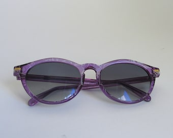 640952ea064 Kenzo vintage purple round sunglasses made in the 80 s in France