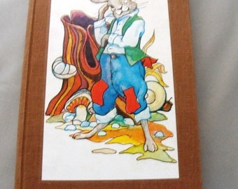 Vintage Book Tales of Uncle Remus 1971 Limited edition