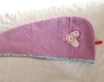 Turban de bain/douche pour Adulte et Enfants