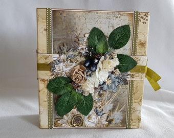 Album Folio Photos Scrap - Handmade