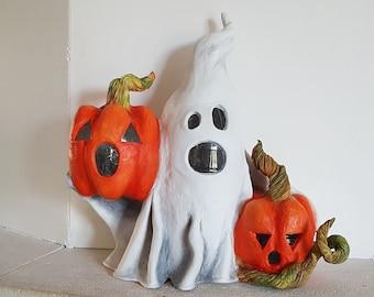 "Halloween lighting ""Ghost and Pumpkins"""