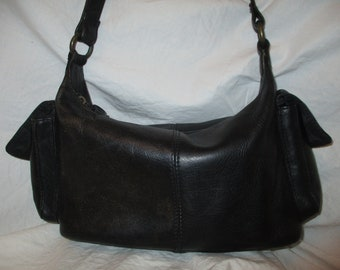 85ba9a77d8 Hobo International leather shoulder bag