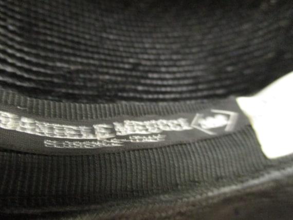 Daniele Meucci  wide brim straw derby hat - image 8