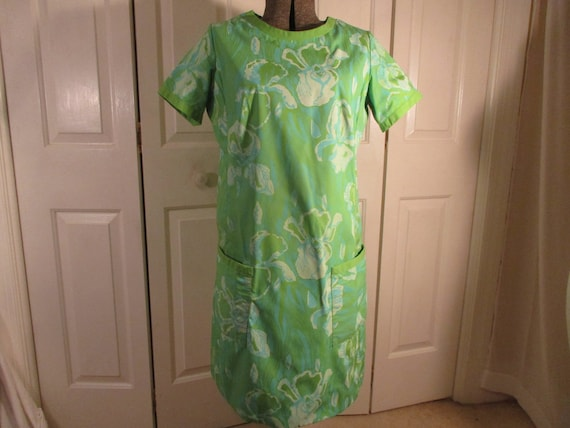 Lilly Pulitzer 1960's The Lilly dress