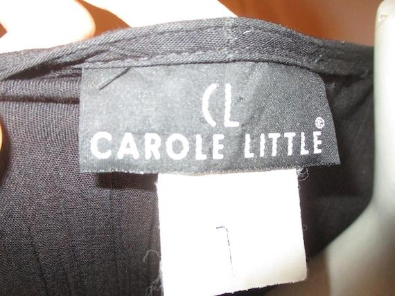 Carole Little boho tiered skirt and tunic - image 7
