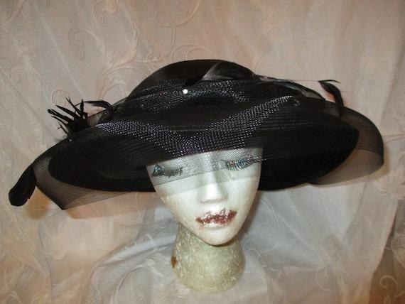 Daniele Meucci  wide brim straw derby hat - image 2