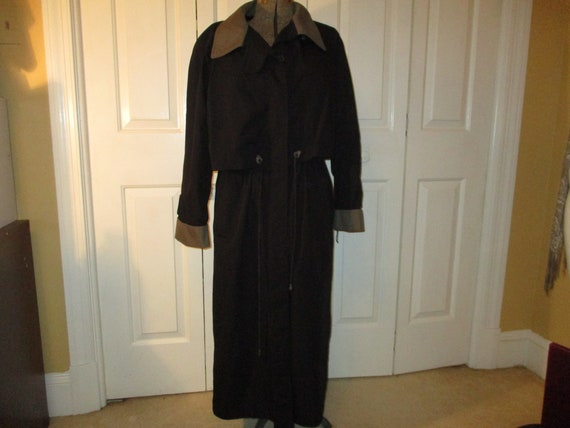 145a9fdbb4f4 Vintage Forenza trench coat