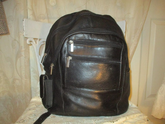 Wilsons Leather large backpack