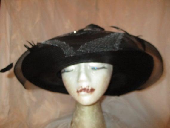 Daniele Meucci  wide brim straw derby hat - image 6