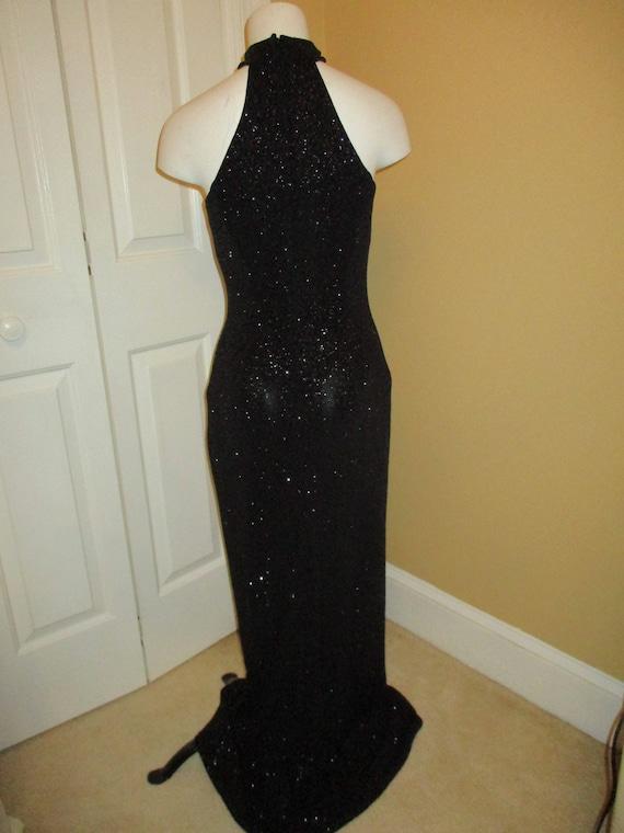 Vintage Jessica McClintock for Gunne Sax formal evening dress