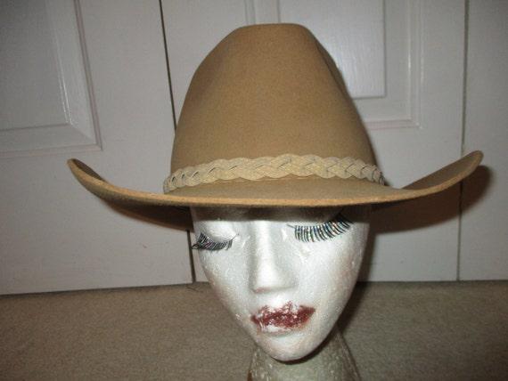 Resistol felt western cowboy hat - image 1