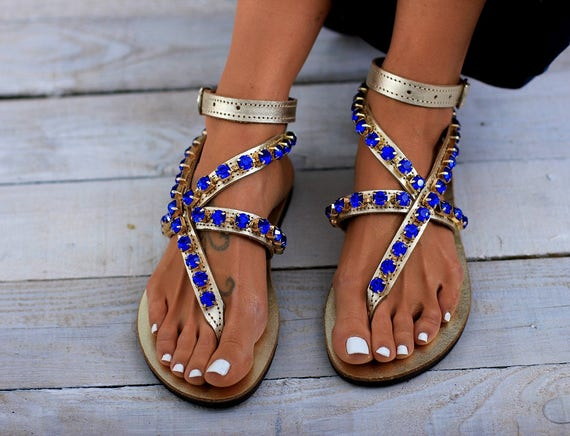 142c5455130b5 Leather sandals genuine Greek leather sandals Luxury