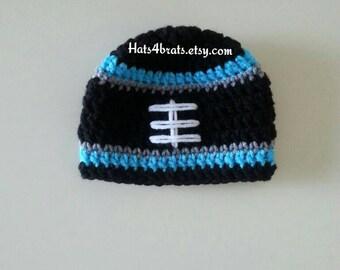 Baby Carolina Panthers Hat 0c247f8a8c0