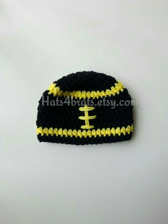 Baby Pittsburgh Steelers Hat Pittsburgh Steelers Photo Prop  1f81083fd