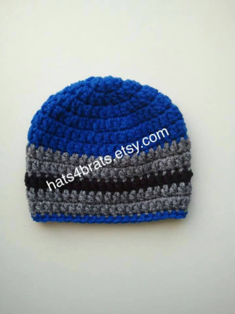 25e30dbb1 Baby Boy Hat, Crochet Hat, Boys Crochet Hat, Newborn Hat, Infant Hat, Baby  Boy Crochet Hat, Toddler Hat, Boys Toddler Hat, Boys Beanie Hat