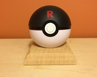 Pokemon: Team Rocket Pokeball