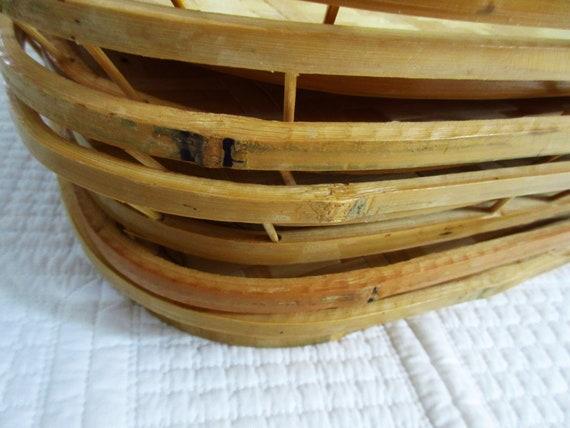 Miraculous Vintage Bamboo Serving Dining Trays Pier One World Market Trays Boho Bohemian Entertaining Trays Set Of Six Machost Co Dining Chair Design Ideas Machostcouk