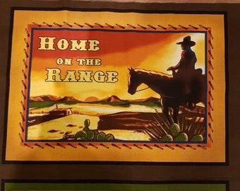 Robert Kaufman The Old West scrap Fabric