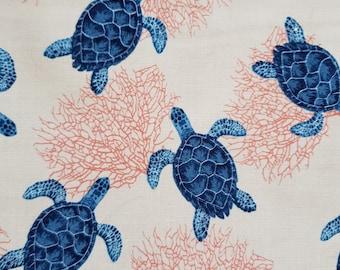 Robert Kaufman Marine Isle Scrap Fabric Set