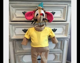 Gus Gus Inspired Costume Gus Gus Gus Costume Cinderella Costume Mouse Costume Rat Costume & Gus | Etsy
