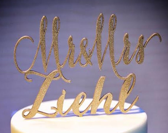 Custom Cake Topper, Wedding Cake Topper, Engagement Cake Topper, Bridal Shower Cake Topper, Anniversary Cake Topper