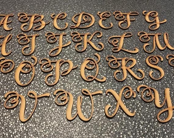 Personalized Monogram Cake Topper, Custom Cake Topper, Letter Cake Topper, Wedding Cake Topper, Birthday Cake Topper, Custom Cake Topper