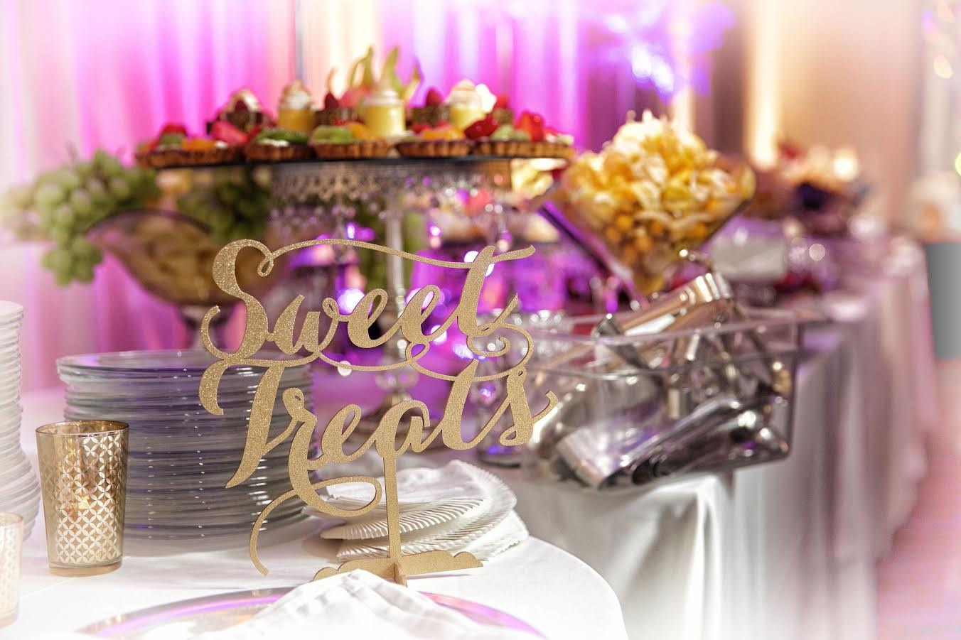 Sweet Treats Table Sign For Weddings Sweet Treats Sign For Bridal