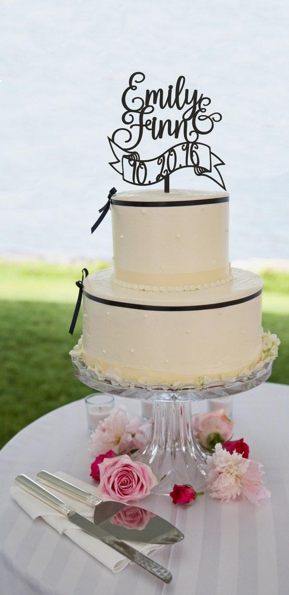 Personalized Cake, Custom Cake Topper, Personalized Wedding Cake Topper, Custom Wedding Cake, Wedding Cake Topper, Glitter Cake Topper
