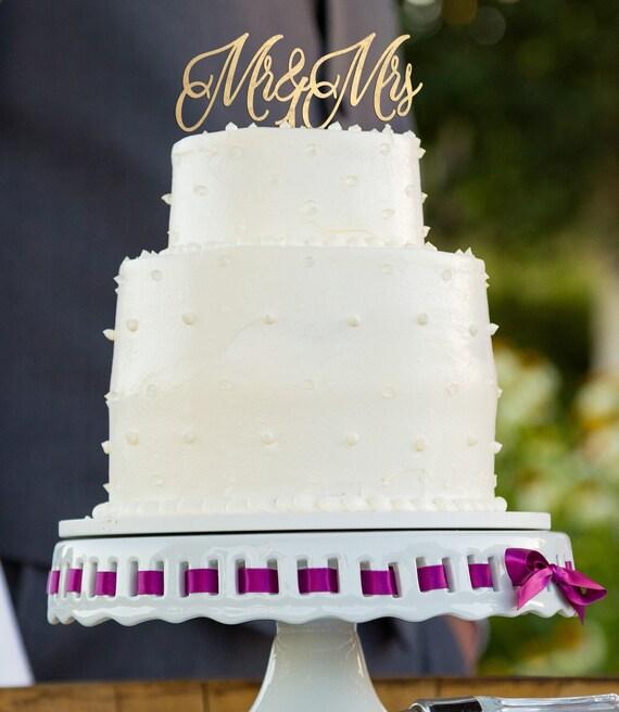 Mr & Mrs Cake Topper, Engagement Cake topper, Wedding Cake Topper, Glitter Cake Topper, Wooden Cake Topper, Gold Cake Topper, Rose Gold Cake
