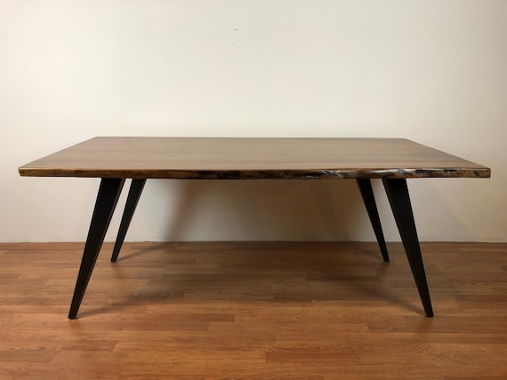 Table Legs Metal Desk, Midcentury Furniture Legs