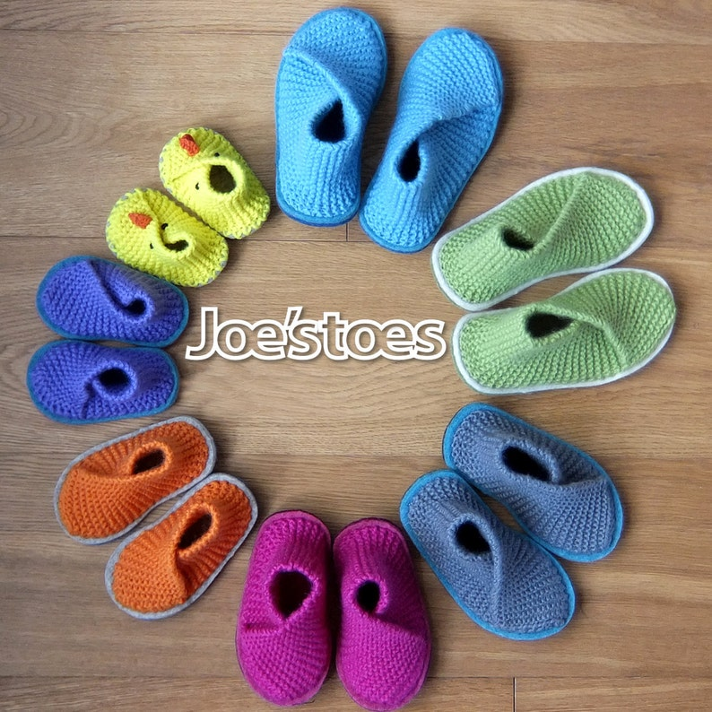 fc0d96513a13 US sizes KIT to make Kid s Crossover Slippers