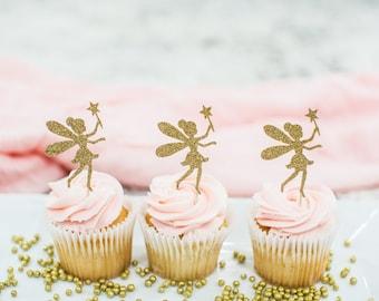Fairy Themed Birthday Party Decorations  from i.etsystatic.com
