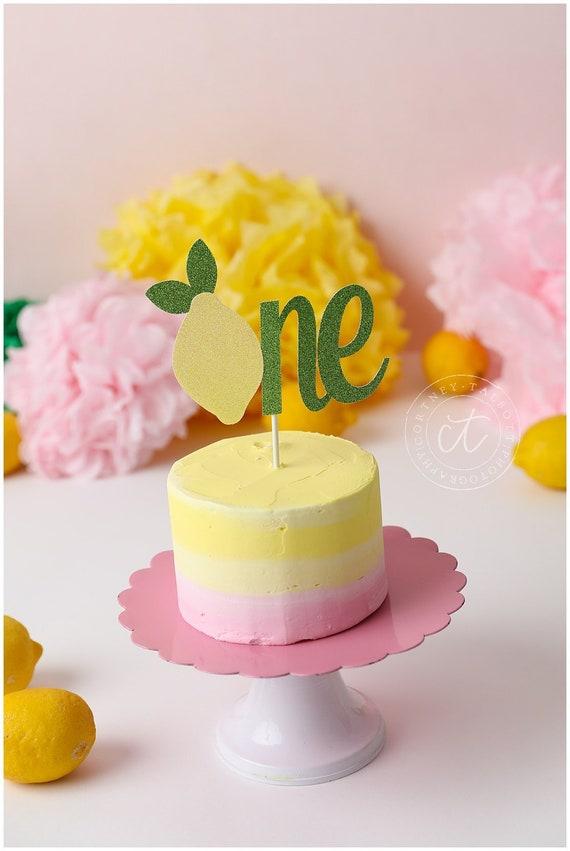Phenomenal Lemonade Cake Topper Pink Lemonade Cake Topper Lemon Party Etsy Funny Birthday Cards Online Drosicarndamsfinfo