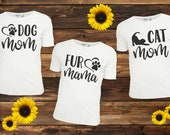 Fur Mama - Dog Mom - Cat ...