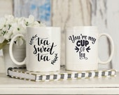 Tea Decal / Tea Sweet Tea...