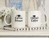 Espresso Patronum / Accio...