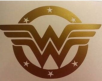 Wonder Woman Decal