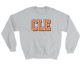 Cleveland Browns Christmas Sweater.Cleveland Browns Sweatshirt Etsy