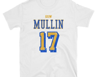 43b490aeeea Chris Mullin Vintage Golden State Basketball Shirt