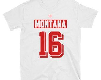 info for aaee6 5e79c Joe montana jersey 49ers | Etsy