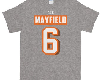 Image result for baker mayfield tshirt Sports wall t 39764f5ea