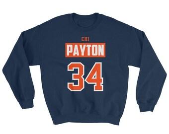 Walter Payton Chicago Football Bears Sweatshirt a7cc395c3