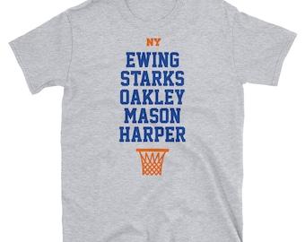 ff5705d6f7 Vintage New York Basketball 1995 Shirt