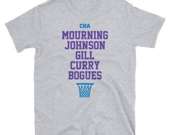 b903b304c1e Vintage Charlotte Basketball 1992 Team Shirt