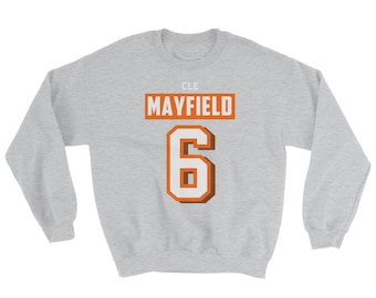 Baker Mayfield Etsy