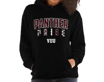 980195d130f Virginia Union Hooded Sweatshirt